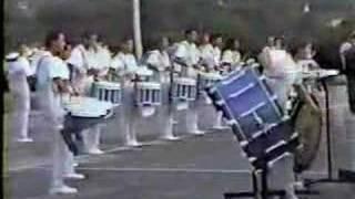 1993 Blue Knights Book(Little green men drum feature and Star Trek)