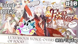 Let's Play Food Fantasy 10 | New Spring Time event!