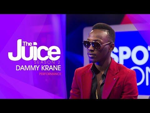 DAMMY KRANE ON THE JUICE S02 E16 - SPOT ON PERFORMANCE