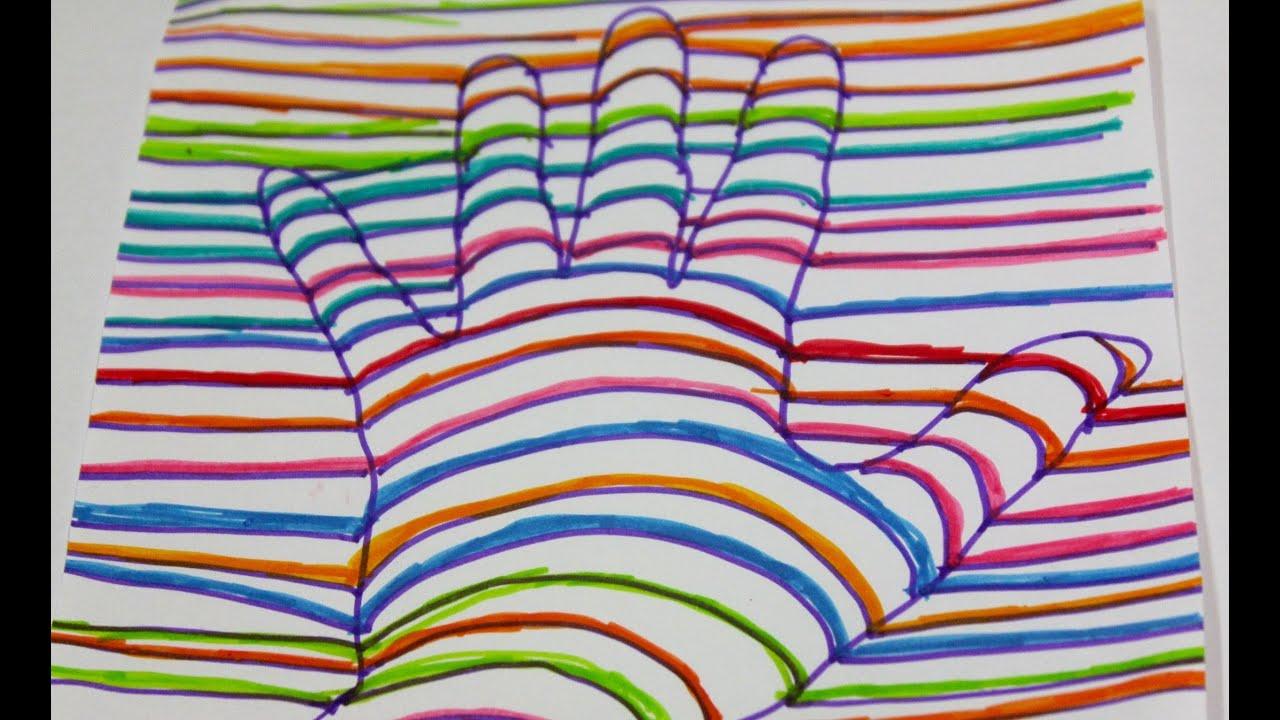 Dibujo En Linea Uva: El Dragón Ruperto: Líneas Curvas, Rectas Y Puntos