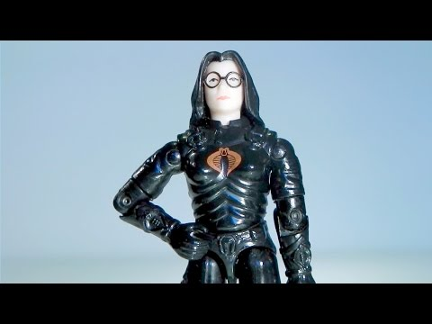 1984 Baroness (Cobra Intelligence Officer) G.I. Joe review
