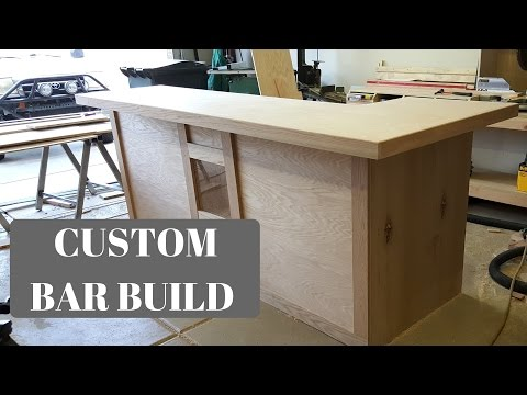 CUSTOM BAR BUILD