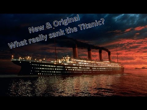Decode Titanic Mystery - Murder, Switch, Mirage, Black Iceberg & my own, 5 Theories in 23 min!