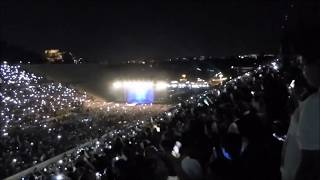 Scorpions (before the concert) -  Athens, Greece  Panathenaic Stadium  Athens, Greece--16 07 2018