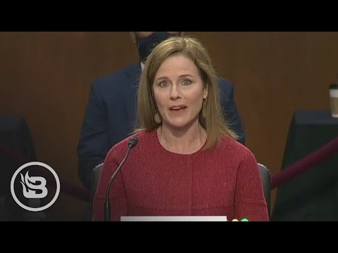 Amy Coney Barrett Reveals How She's Responding to Attacks, Makes Haters Look Like Idiots