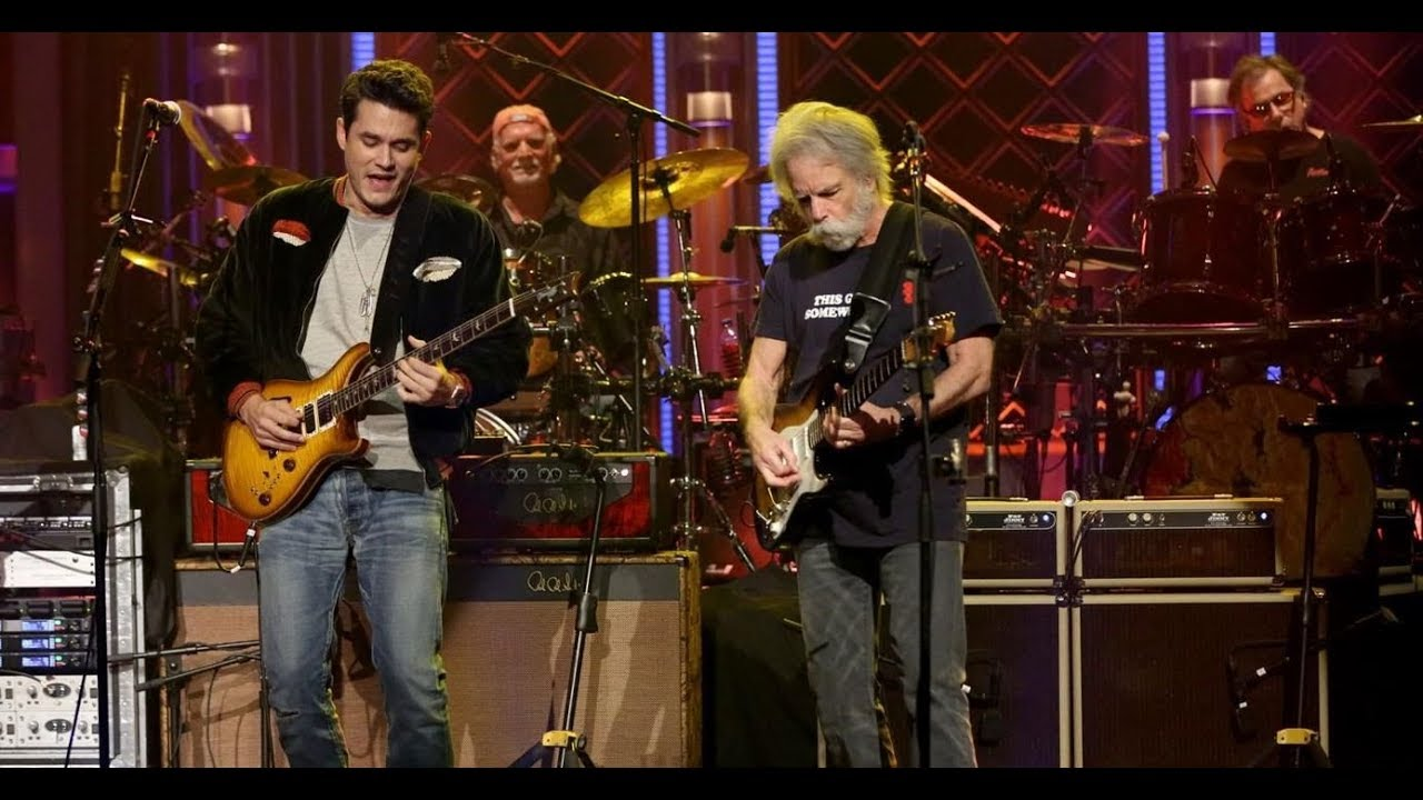 john mayer touring with dead and company youtube. Black Bedroom Furniture Sets. Home Design Ideas