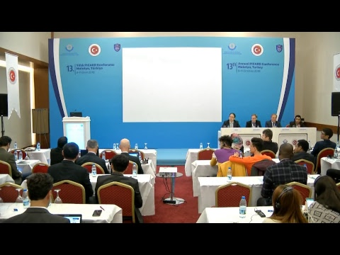 WCO PICARD Conference 2018 - Trade Facilitation: An Optimal Policy For Cross-border Trade