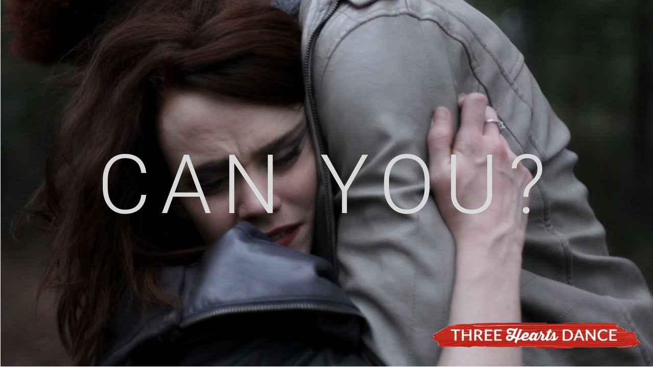 """""""Can You?""""- Three Hearts Dance"""