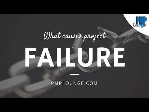 the causes of project failure