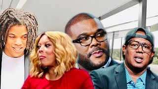 WENDY'S SON SAYS SLOW DOWN~MASTER P & TYLER PERRY HAVE AN AWKWARD ENCOUNTER