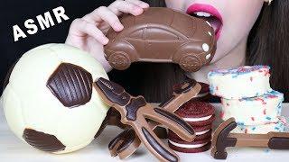 ASMR EDIBLE CAR, SOCCER BALL & ...