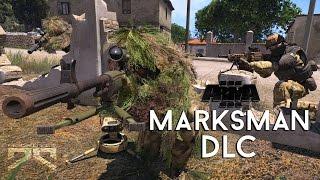 » MARKSMEN DLC « - Neue Waffen, Bipods und vieles mehr in Arma 3
