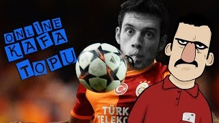 Online Kafa Topu (Mobil Oyun) ft. Teknolojiye Atarlanan Adam!