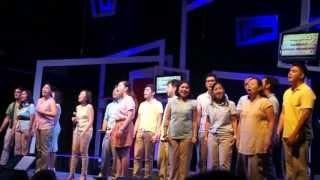 Hangad sings Panunumpa