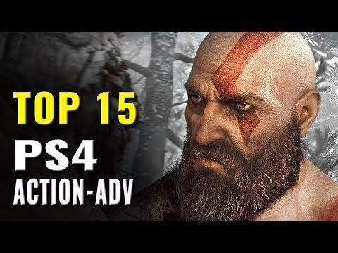 Top 15 PS4 Action-Adventure Games 2016, 2017, 2018
