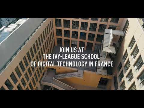Welcome to the new Télécom Paris campus #ChooseTelecomParis