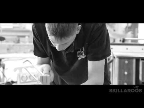 Meet: Karl Geue, 2015 Skillaroo - Cabinetmaking