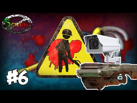 Viscera Cleanup Detail - Robotics - #6 - Messing Around With Cameras & Guns!