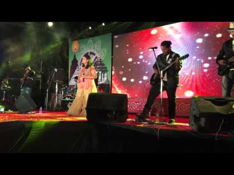 Ananya Sritam Nanda Indian idol  junior winner  Live Bhubaneshwar -  O Meri jaan