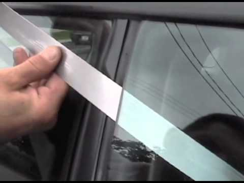 HPC Skinny Twister™ car opening tool