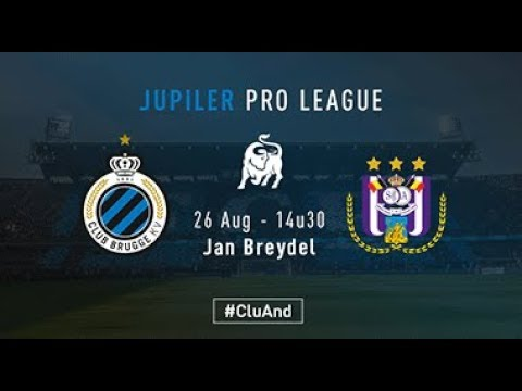 CLUB BRUGGE - RSC ANDERLECHT  |  Matchverslag  | 2018-2019
