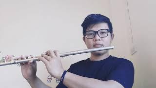 ดวงใจ-PALMY (Flute Cover) + โน้ตเพลง