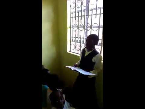 Children Bible Study WFF Moi's Bridge Kenya