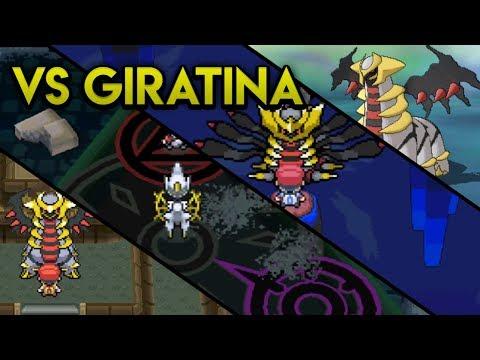 Evolution of Giratina Battles (2007 - 2017)