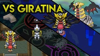Evolution of Giratina Battles (2007 - 2017)