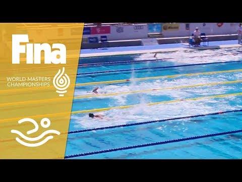 RE-LIVE - Swimming Day 3: Hajos Pool B | FINA World Masters Championships 2017 - Budapest