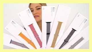 New Apple Watch Band review! | iJustine