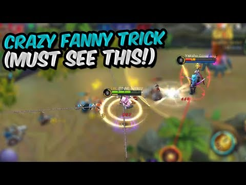 NEW FANNY CABLE TRICK YOU SHOULD KNOW ABOUT! (MUST SEE THIS) - MOBILE LEGENDS