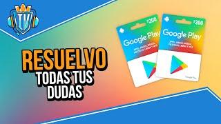 Baixar Tarjetas de Google Play: ¿dónde comprarlas y cómo funcionan?