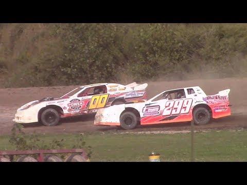 Street Stock Heat Three | Genesee Speedway | 9-17-17