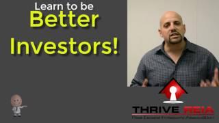 Thrive REIA - SF Bay Area Real Estate Investing Club