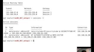 Scenario Based Hacking Pivots Portfwds
