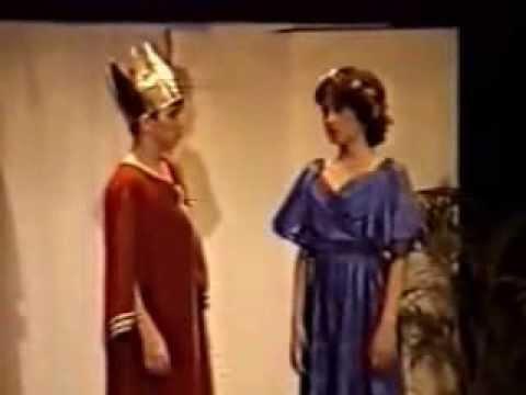 Cherokee Lane Elementary School Camelot Scenes 1986