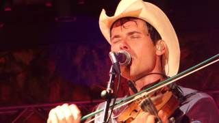 "Old Crow Medicine Show ""Wagon Wheel"" Whitewater Amphitheater, New Braunfels, TX 06.26.15"