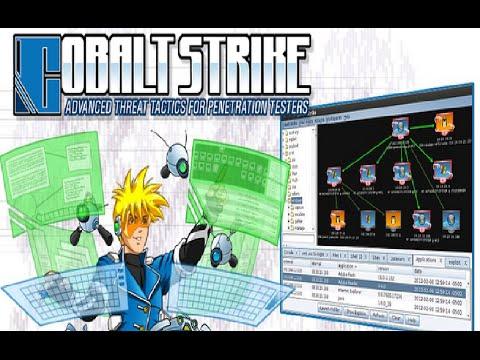 تنصيب أداة [ Cobalt Strike ] علئ نظام ألــ [ Kali Linux
