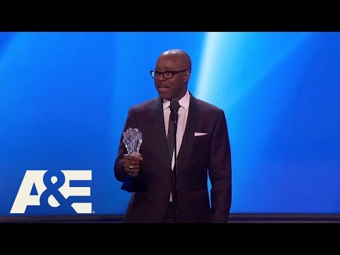 Courtney B. Vance Wins Best Actor in a Limited Series | 22nd Annual Critics' Choice Awards | A&E