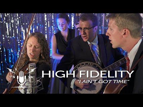 "High Fidelity - ""Aint got Time"" - Radio Bristol Sessions"
