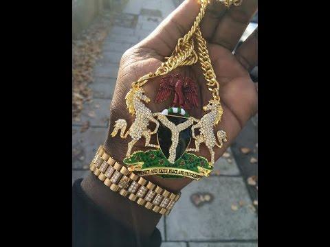 Photos  Customized Nigeria Coat Of Arm Made By Malivelihood