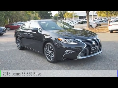 2016 Lexus ES 350 for sale in Raleigh NC