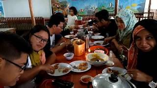 Sedapnya Kuliner Seafood di RM Sinar Laut Belitung Mp3