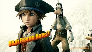 KINGDOM HEARTS 3 HIGH FRAME RATE | PIRATES OF THE CARIBBEAN (SORA MEETS JACK SPARROW AGAIN) 4K UHD