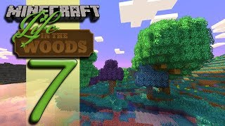 Minecraft Life In The Woods - EP07 - Mission Impossiwool
