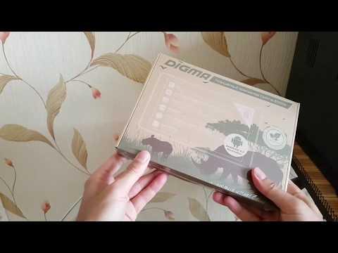 Распаковка и обзор бюджетного планшета Digma Optima 8005m