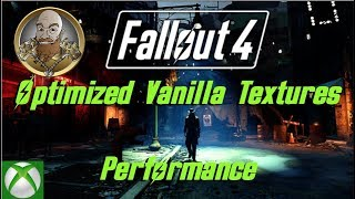 Video Fallout 4 Optimized Vanilla Texture Performance download MP3, 3GP, MP4, WEBM, AVI, FLV April 2018