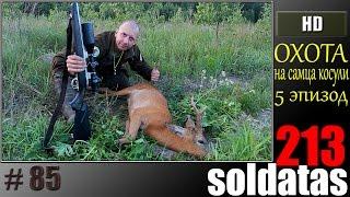 Охота на косулю 2016 год видео