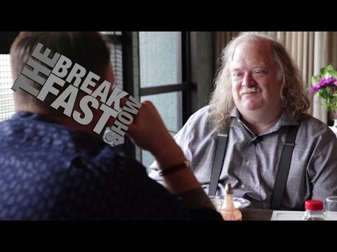 The Breakfast Show - Jonathan Gold